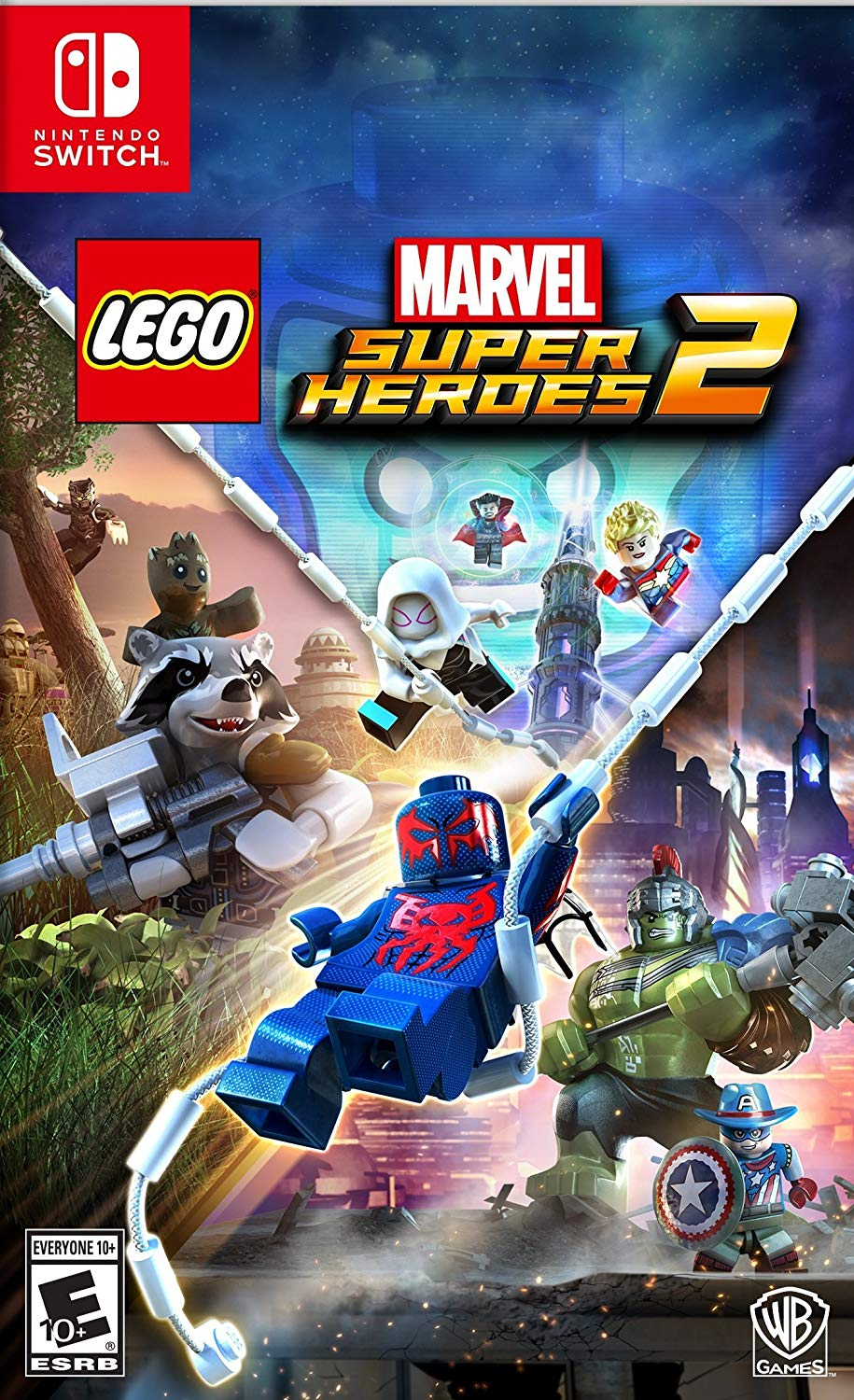 Lego Marvel Superheros 2